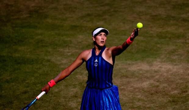 Рыбакина победила Свитолину и вышла в четвертьфинал турнира в Истбурне