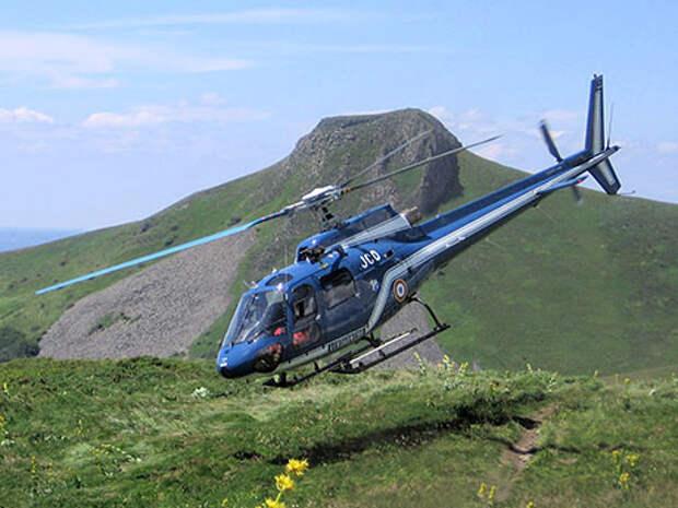 Вертолет Ecureuil. Если бы с французами договорились, в Казани выпускали бы и такие машины