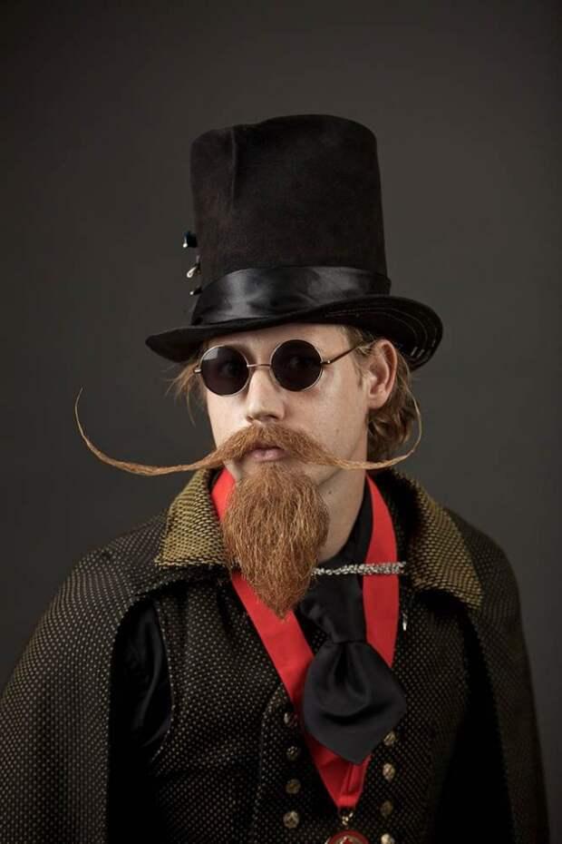 moustaches04 Чемпионат мира по бороде и усам — 2014