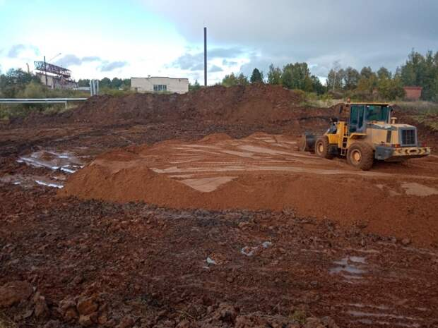 Строительство очистных сооружений началось в Можге