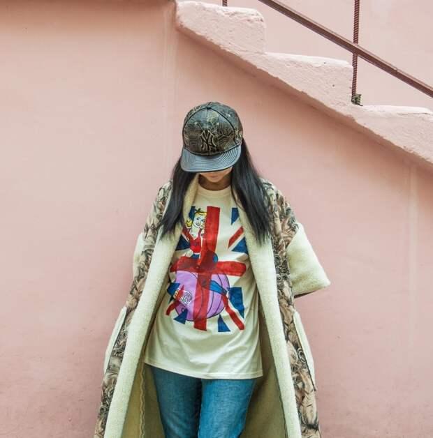 По следам Koko Yamase: мои переделки футболок (DIY)