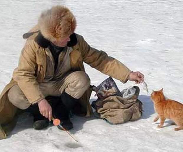 Полезные самоделки зимнего рыболова