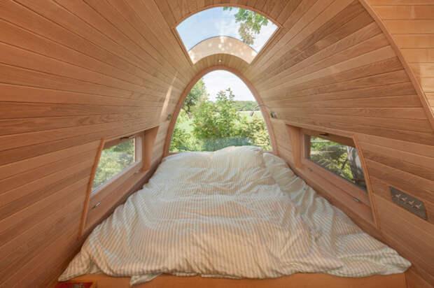 Это место точно можно назвать «уютным гнездышком»!
