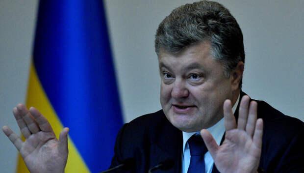 Порошенко: в проекте изменений в Конституцию нет ни слова об особом статусе Донбасса