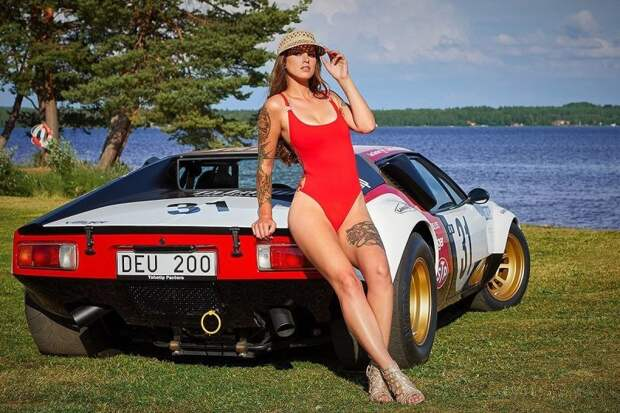 """Ежегодный немецкий календарь """"Мисс Тюнинг 2019"""" авто, автотюнинг, девушка, девушки и авто, женщина, календарь, мисс тюнинг, тюнинг"""