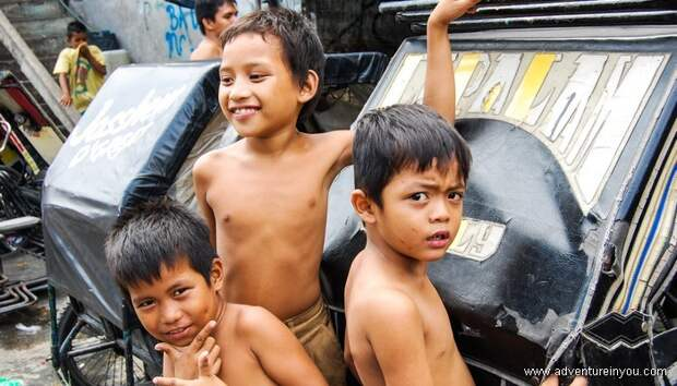 Свалка Смоки Маунтин на Филиппинах