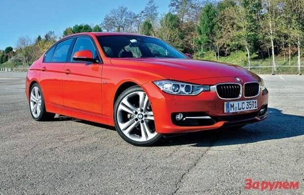 BMW 3 Series: примерим тройку