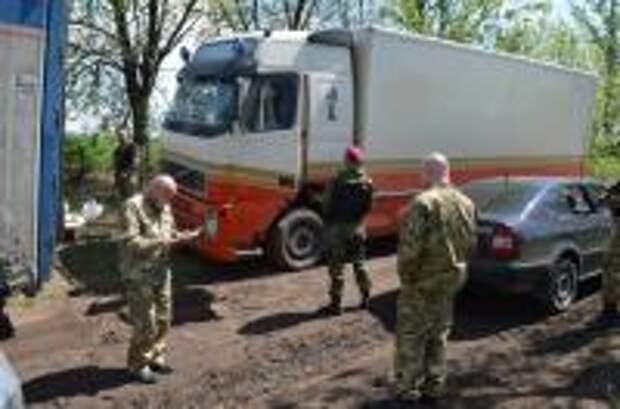 «Еду они не получат!»: Киев решился на продовольственную блокаду Донбасса