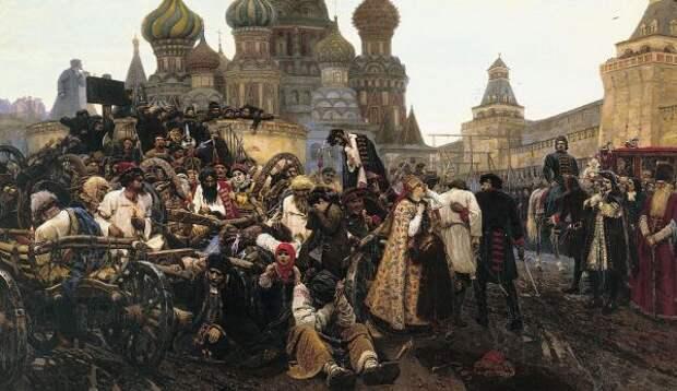 Мастер исторических полотен. Жизнь Василия Сурикова в картинах