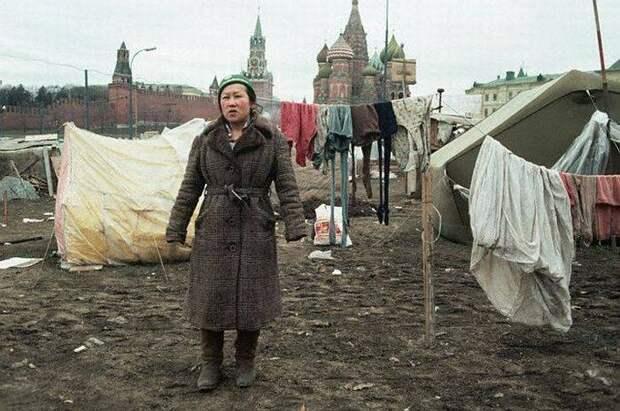 1990 год в цвете. СССР