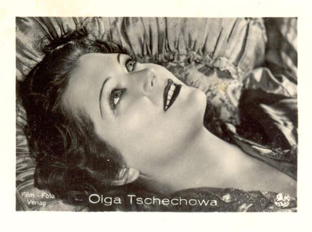 Истории об искусстве. Ольга Чехова - актриса и разведчица