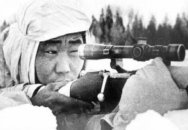 Какие народы СССР лучше всех стреляли в Великую Отечественную