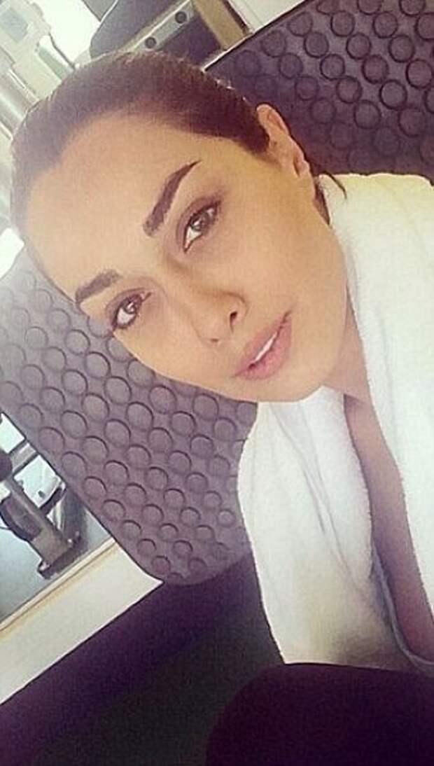 11 аморальных фотографий иранской актрисы, посмевшей снять хиджаб