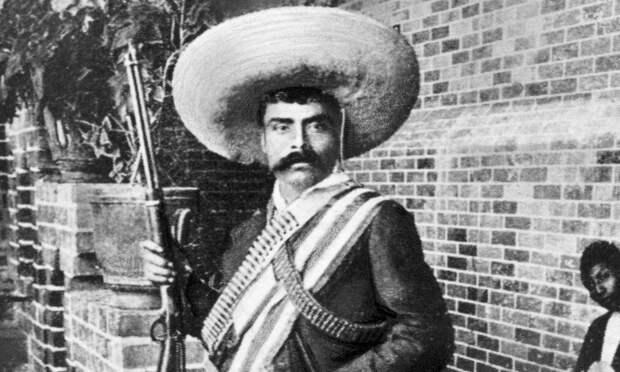 Эмилиано Сапата.