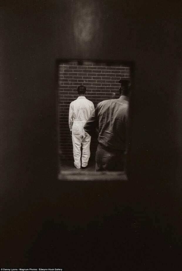 Техасские тюрьмы в 1960-х