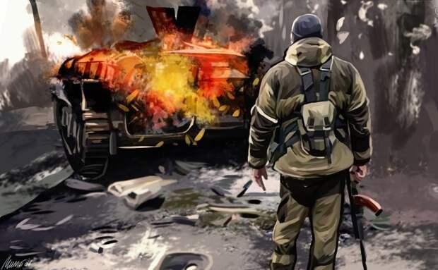 О Героях войны на Донбассе. Трейлер фильма «Добровольцы» (ВИДЕО)