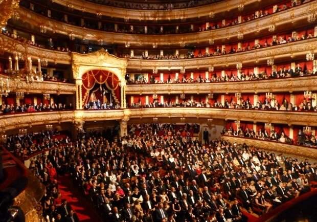 В России названы самые успешные театры