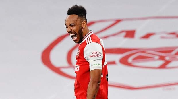 «Арсенал» прибил «Ман Сити» и вышел в финал Кубка Англии. У Обамеянга — дубль
