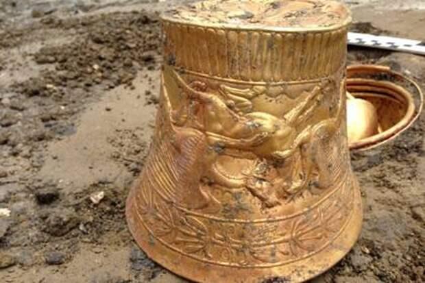 Археологи уличили скифов в употреблении наркотиков