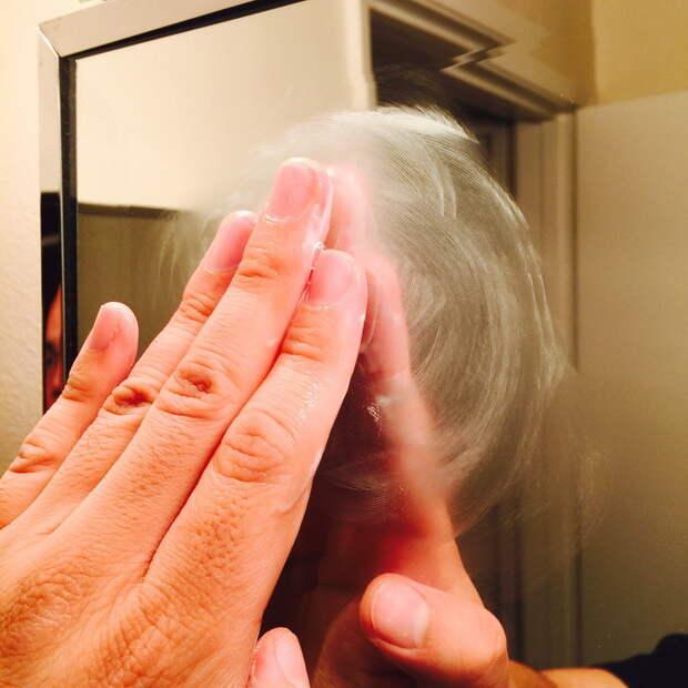 Как избавиться от проблемы запотевшего зеркала в ванной