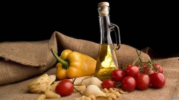 Томатная защита и пища богов