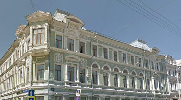 5 самых мрачных зданий Москвы