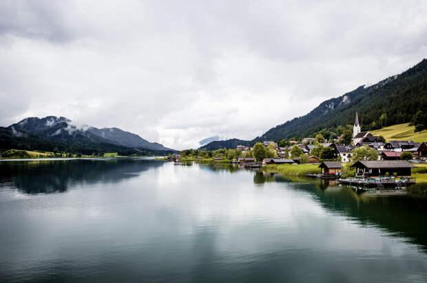 Вайсензее: австрийский уголок гармонии