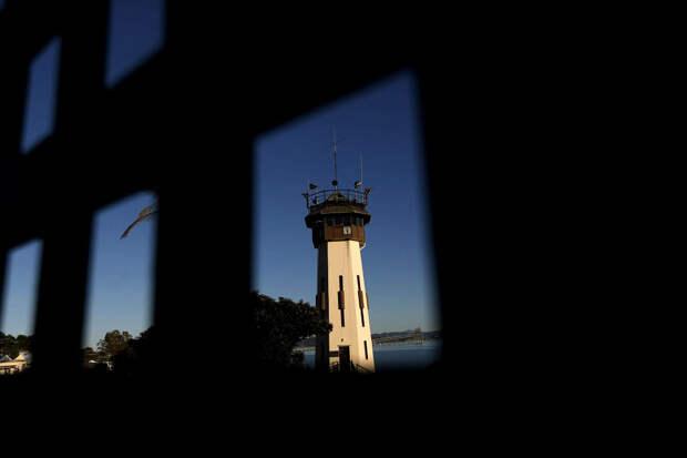 Камеры смертников в Сан-Квентине