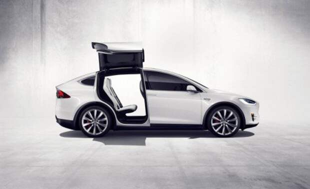 Tesla Model X: наконец-то официально (ФОТО, ВИДЕО)