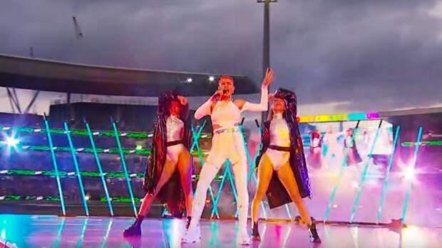 Конкурсантка из Австралии не будет лично присутствовать на Евровидении