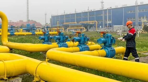 """""""Газпром"""" начал демонтаж труб для транзита газа через Украину"""