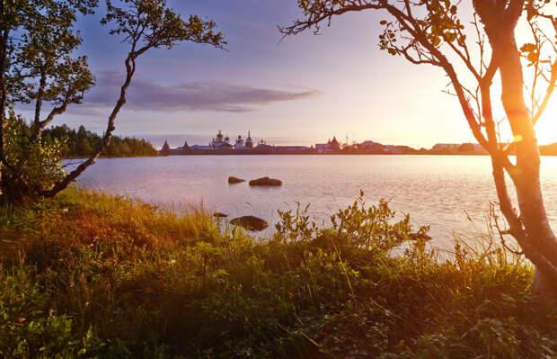 Соловецкие острова: душа севера России