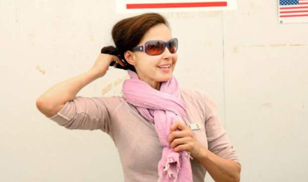 Звезду «Дивергента» Эшли Джадд госпитализировали в Южной Африке