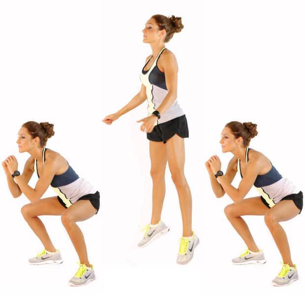 Супер эффективные упражнения для красивых колен