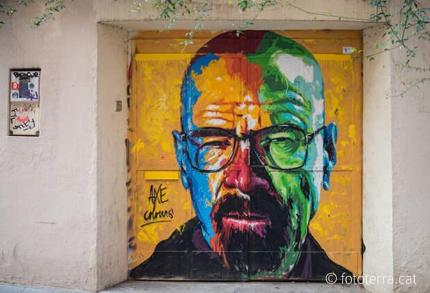 20 работ стрит-арта, которые покорили нас в 2015 году