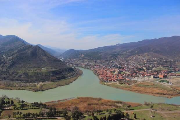 Туристический бизнес в Грузии почти мёртв