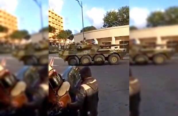 Беспорядки в Италии на фоне коронавируса: в городах замечены танки