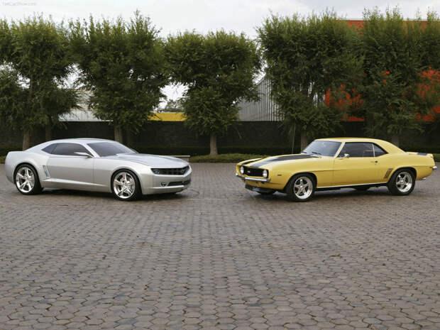 7. Chevrolet авто, история