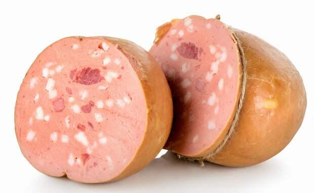 Самые любимые советские колбасы