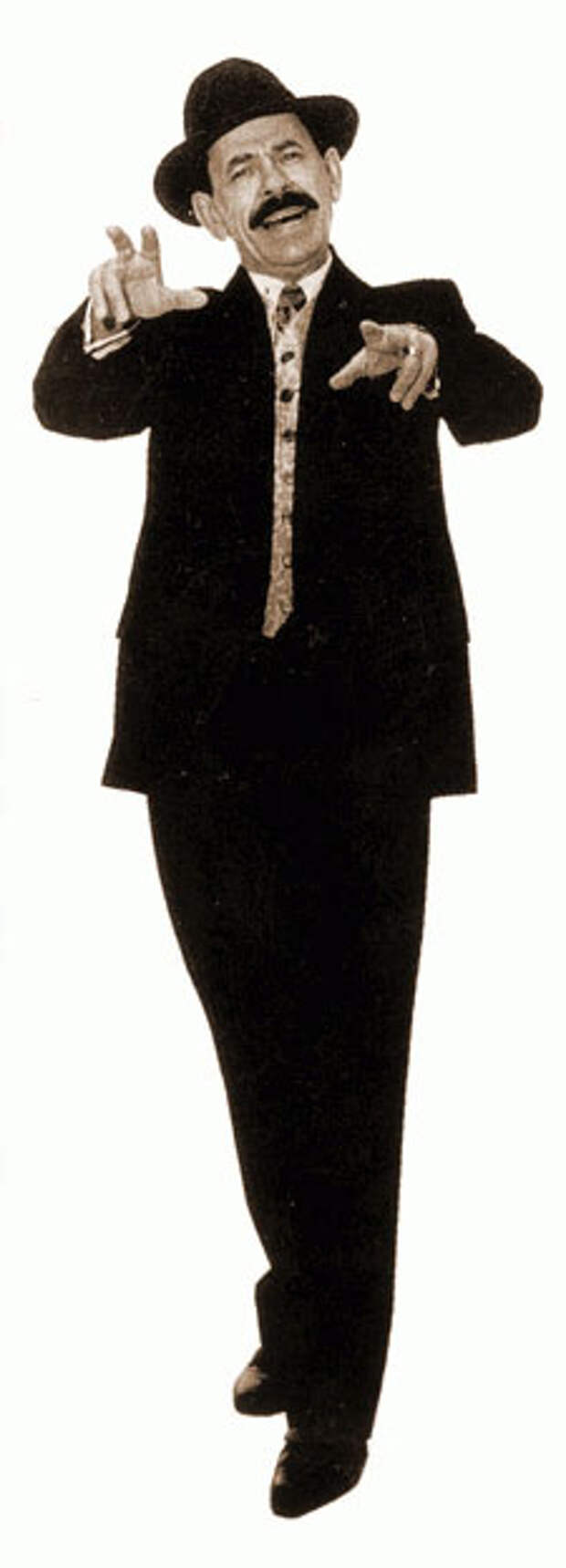 Персоны 90-ых: Скэтмэн Джон