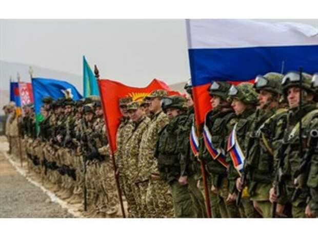 Включение Сирии в ОДКБ отвечает интересам России