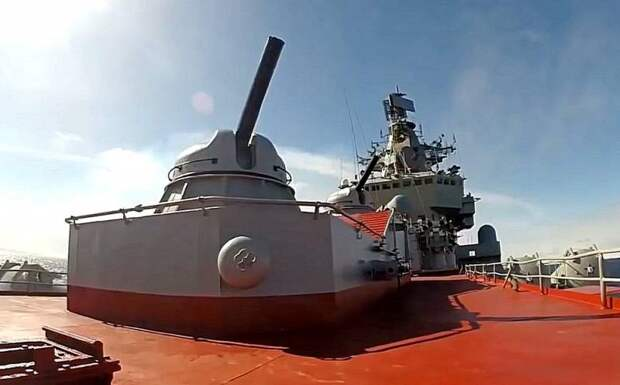 Российский флот дал понять японцам, что вопрос с Курилами закрыт