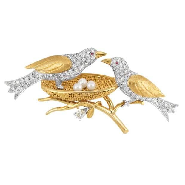 Gold, Platinum, Diamond and Cultured Pearl Love