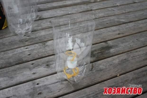 7.Самополивные горшки для рассады из пластиковых бутылок.jpg