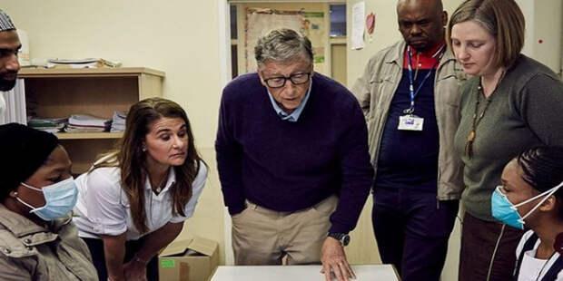 Билл Гейтс дал советы молодым