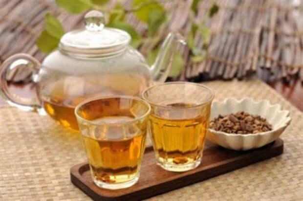Пейте чай с этой травой и вы убережете себя от рака