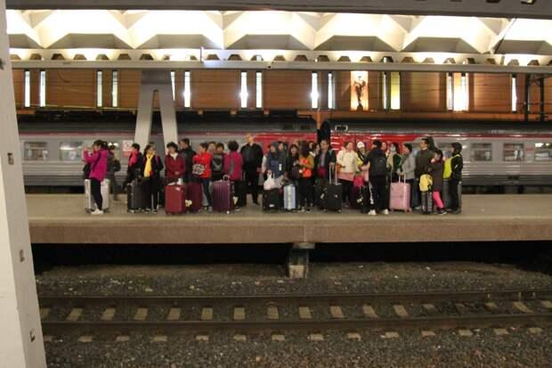 Я и 35 китайцев: самое запоминающееся путешествие