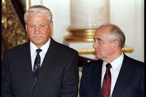 Заявление Михаила Сергеевича Горбачёва об отставке с поста Президента СССР. 25 декабря 1991