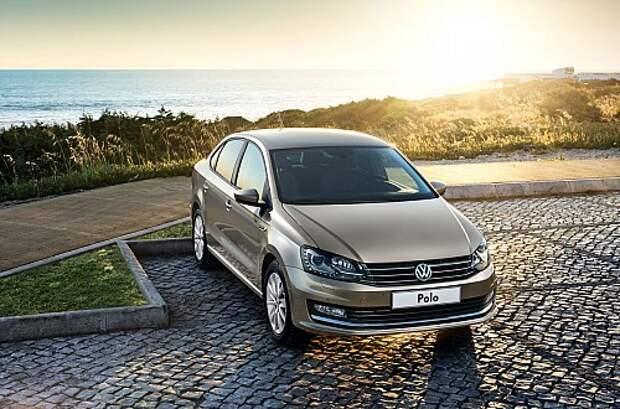 Volkswagen представил обновленный Polo седан
