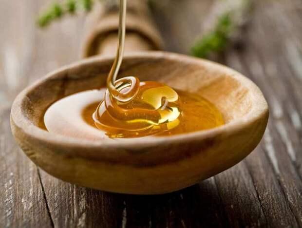 Маска из соды и мёда для лица